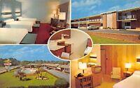 Valdosta Georgia 1971 Postcard El Carlo Motel