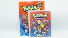 Pokemon Advanced - Staks - Sammelmagnete + Spielmatte - Panini