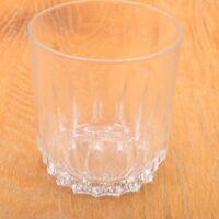 Clear Tumbler Juice Glass Rocks