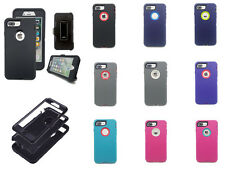 For iPhone 6/7/8 PLUS Defender Outer Cover Case & Protector w/ Clip Fit OTTERBOX
