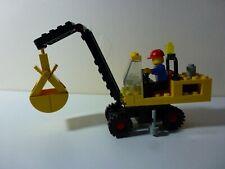 LEGO Classic Town Pneumatic Crane (6678) with original instructions