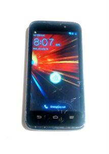 ZTE  N9511 Black Cricket GSM 4GLTE Smartphone Super Fast Shipping