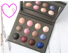 Laura Geller ~The Wearables~ 12pc Baked Eye Shadow Palette Color Story Liner New