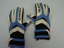 Reusch Soccer Goalie Gloves PULSE Prime R2 Adult Size 9 BLUE BB5