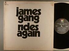 James Gang  Rides Again   Blues Rock; Psych  With Bolero