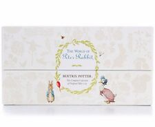 The World of Peter Rabbit The Complete 23 Book Box Set Collection Beatrix Potter