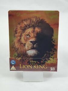 Le Roi Lion (Live) 3D (Blu-Ray Inclus) Steelbook Exclusif Zavvi