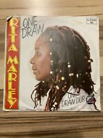 "Rita Marley: One Draw / One Draw Dub. 7"" Single, Promo, Ultraphone, Germany 1982"