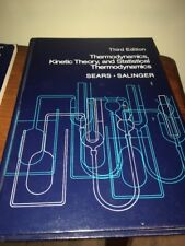 Thermodynamics, Kinetic Theory, and Statistical Thermodynamics w/solution manual