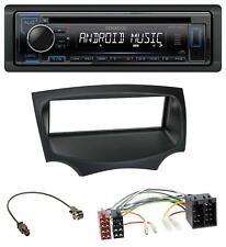 Kenwood 1DIN MP3 USB CD AUX Autoradio für Ford Ka (RU8, ab 2008)