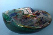 3 von4: Art Glass Bowl AVEM Murano Glas Schale Aureliano Toso Dino Martens ~1955