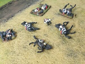 28mm Napoleonic French Cavalry Casualties