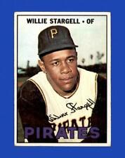 1967 Topps Set Break #140 Willie Stargell VG-VGEX *GMCARDS*