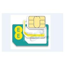 BRAND NEW GENUINE PAYG EE MULTI SIM CARD FOR - SAME DAY FAST POST - UK SELLER