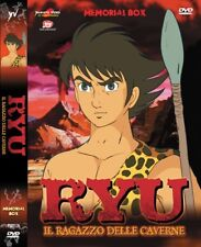 YAMATO VIDEO RYU IL RAGAZZO DELLE CAVERNE MEMORIAL BOX SERIE COMPLETA 4 DVD