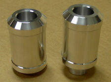 99-02 SV 650 650S Polished Frame Sliders * SV650 SV650S 1999 2000 2001 2002