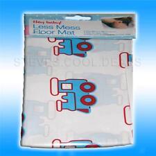 BABY FEEDING FLOOR SHEET NO SPLASH LESS MESS CRAFT MAT HIGHCHAIR 96x96 cm MATT
