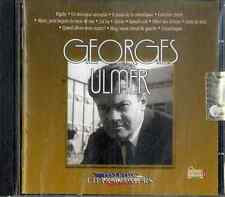 GEORGES ULMER s/t CD Collana Les Grands Chansonniers NEW SEALED Edit.
