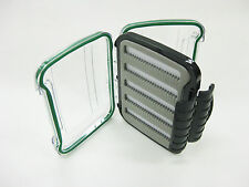 """Waterproof Fly Box (Double side form,Size:5""""x4""""x1-5/8""""H)"""