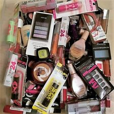 Wholesale Lot of 100 pcs Loreal Maybelline NYX Covergirl Assorted Makeup Mix