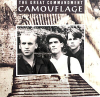 "Camouflage 7"" The Great Commandment - France (EX/EX)"