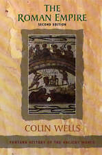 The Roman Empire (Fontana History of the Ancient World), By Colin Wells,in Used