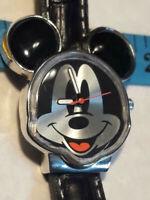 Mickey Mouse Watch MCK001B-259 Unisex Quartz Classic Japan Movement TESTED