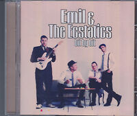 Emil & The Ecstatics : Bit By Bit CD Swedish Blues Roots FASTPOST