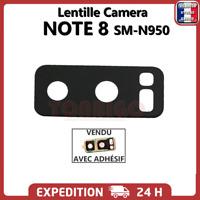 Vitre arrière appareil photo LENTILLE Samsung Galaxy Note 8 Camera Glass Lens
