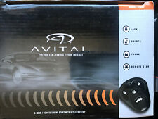 New listing Remote Start Kit With Interface New Avital Model 4105L