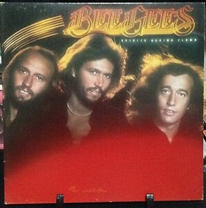 BEE GEES Spirits Having Flown Album Released 1979 Vinyl/Record Collection USA
