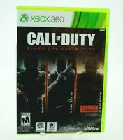 Call of Duty Black Ops Collection: Xbox 360 [Brand New]