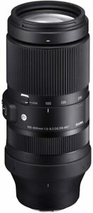 Sigma 100-400mm f/5-6.3 DG DN OS Contemporary Lens for Sony E Mount