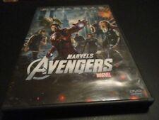 """DVD """"THE MARVEL'S AVENGERS"""" Robert DOWNEY Jr., Chris EVANS, Scarlett JOHANSSON"""