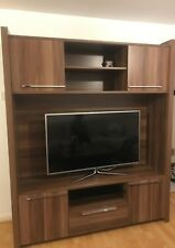 Brown TV UNIT from Dogtas UK Furniture® VERY GOOD CONDITION, GENUINE QUALIITY