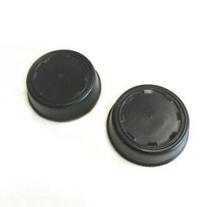 QTY 2 - CENTER HUB CAPS WHEEL caps 84MM DIAMETER 3.375/ 3 3/8 ECs