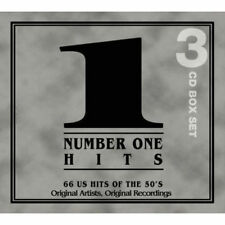 NUMBER ONE / 1 GREATEST  HITS OF THE FIFTIES / 50's NEW AND SEALED 3CD