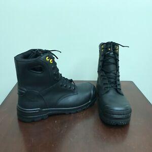 "Men's Terra 8"" Argo Composite Toe Composite Plate Work Boots. Size 11."