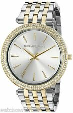 Michael Kors MK3215 Women's Darci Two-Tone Bracelet Watch