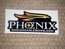 New Phoenix Oneida Eagle Bows Sticker(LOOK)