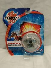 BAKUGAN BATTLE BRAWLERS BOOSTER PACK SERIES 1 PRYUS HASO HYDRANOID GREY