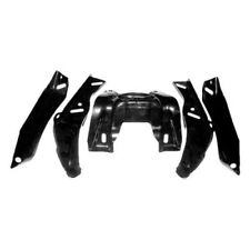 1968 Chevelle Malibu Rear Bumper Bracket 5 Piece Set Goodmark New