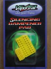 NEW VAPOR TRAIL YELLOW SHELF & LIMB 2 SILENCING DAMPENER PADS $12.99