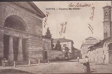 Santhià - Ospedale SS.Trinità - Viaggiata.