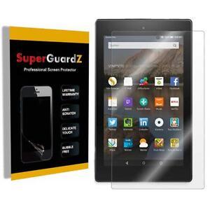 3X SuperGuardZ Anti-glare Matte Screen Protector Shield For Amazon Kindle Fire