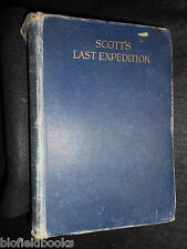 Scott's Last Expedition 1913-1st - Polar Exploration, Robert Falcon (Volume 2)
