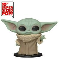 Funko Pop! - Star Wars: The Mandalorian The Child 10 Inch Vinyl Figure