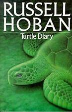 Turtle Diary (Picador Books), Hoban, Russell, Used; Good Book