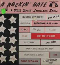 New: VARIOUS ARTISTS- Rockin Date With South Louisiana Stars CASSETTE