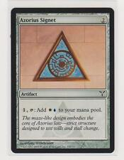 4x Azorius Signet - Dissension - MTG Magic The Gathering NM, English Artifact